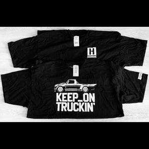 *TWO* NWT Hoonigan T-shirts